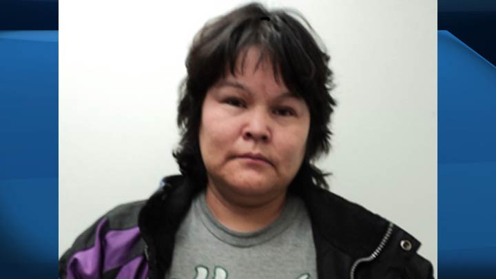 Deschambault Lake RCMP are asking for the public's help locating Melinda Gladys Charles, 47, who was reported missing.