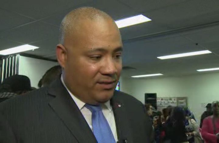 Michael Coteau, Ontario's Minister Responsible for Anti-Racism, announced the anti-racism strategy Tuesday.