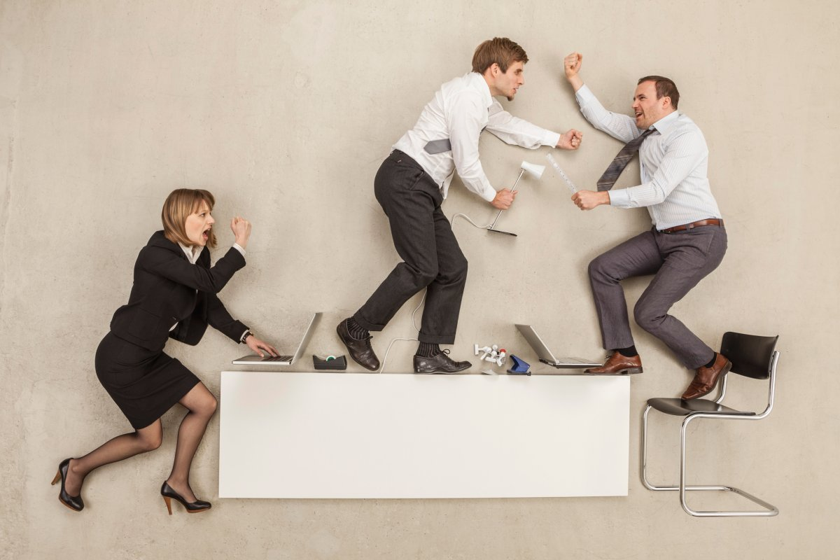 More than 60 per cent of organizations experience intergenerational conflicts within the workplace — and the majority of managers don't know how to handle them, the Human Resources Professionals Association reports.