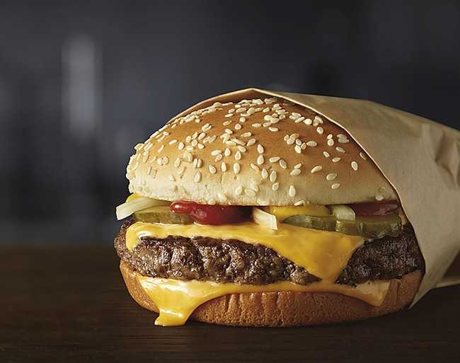How about a Quarter Pounder for midnight delivery?.