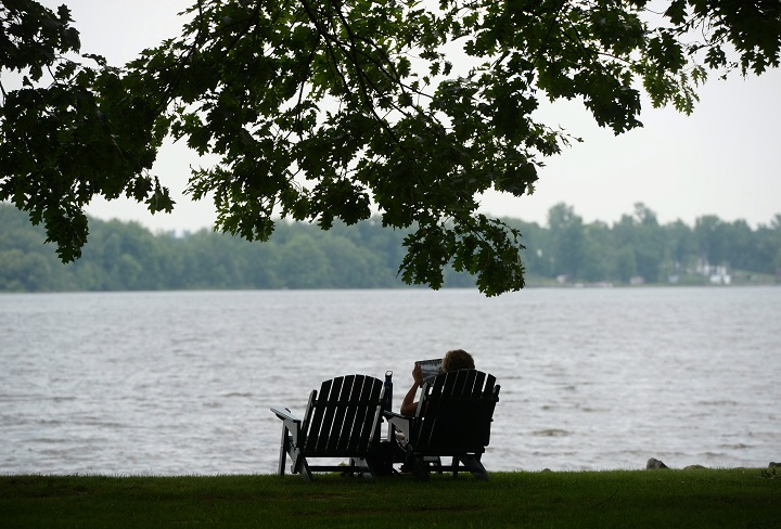 Research shows the Ottawa River is full of tiny plastic particles.