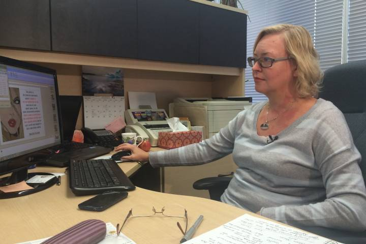 PATHS co-ordinator Jo-Ann Dusel is suggesting that there should be job security for victims of intimate partner violence.
