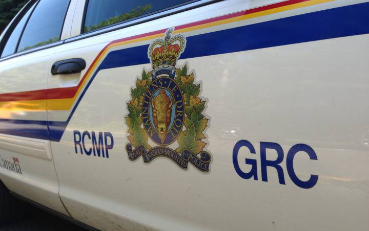 A video has surfaced showing an RCMP officer tackling a man, injuring him in the process.