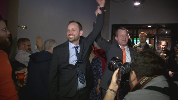 Recently elected New Democrat Ryan Meili hasn't ruled out a third run at the party's leadership.