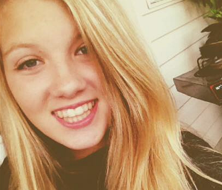 Sara Manitoski, 15, died in her sleep while on a class trip on Hornby Island.