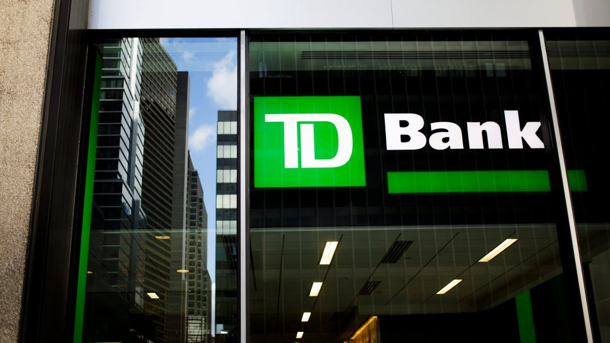 TD Bank quietly raised its posted rate for five-year fixed mortgages by 0.45 of a percentage point to 5.59 percent on April 25, 2018.