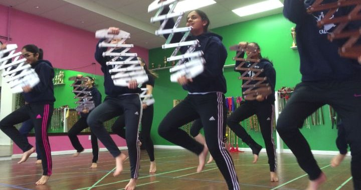 'It's crazy!': Young Calgary dancers hit the screen in ...