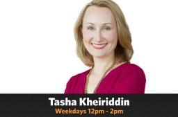 Continue reading: Tasha Kheiriddin Show: Friday, July 21