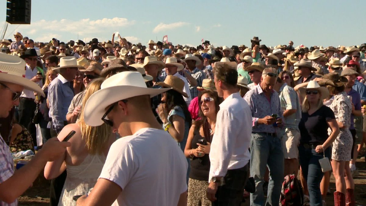 Open casting call for Calgary Stampede promotional video - image