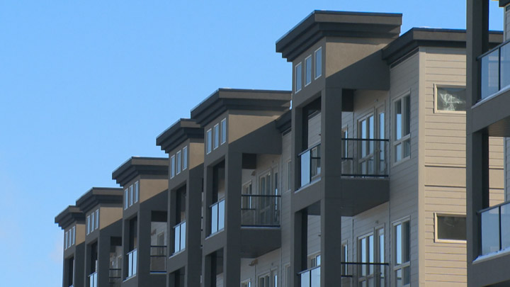 """CMHC says Saskatoon's housing market is still """"problematic"""" due to overbuilding, high rental vacancy rates."""