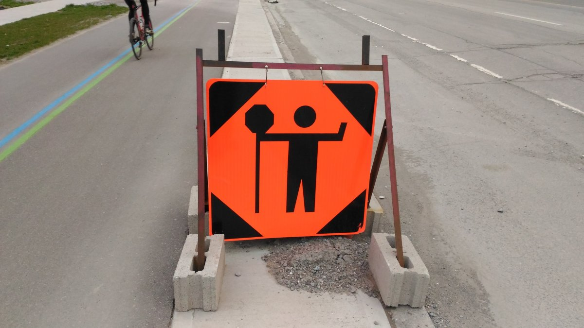 The city plans to reconstruct 111 lane kilometres of road during the 2019 construction season.