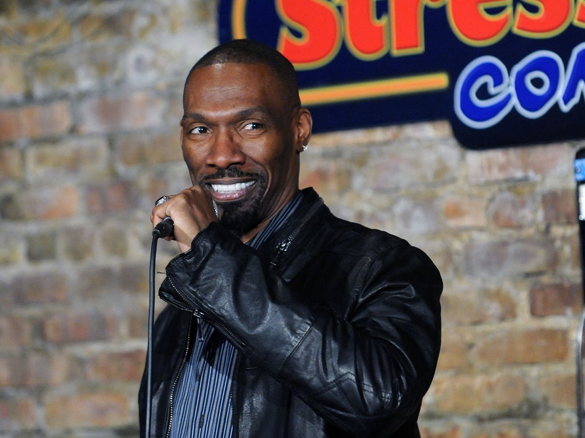 Charlie Murphy performs at The Stress Factory Comedy Club on November 14, 2014 in New Brunswick, New Jersey.
