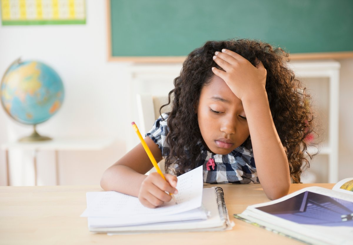 Canadian teens spend an average of 5.5 hours a week on homework, the Organisation for Economic Co-operation and Development reports.