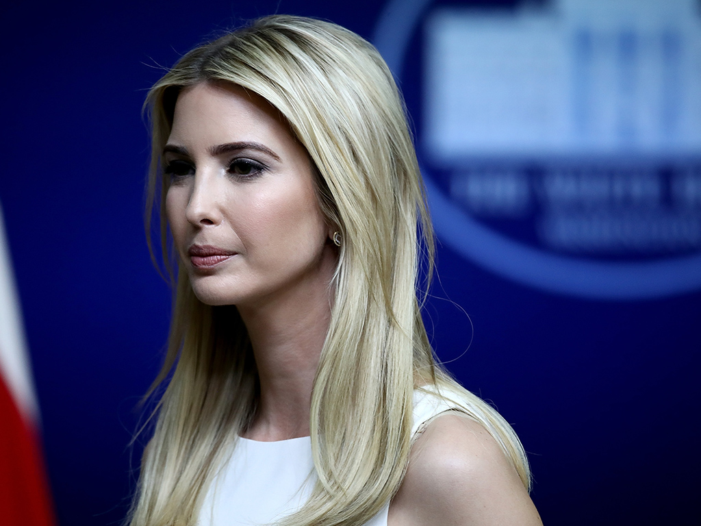 Despite ethical concerns, Ivanka Trump says she will not sell her business and potentially allow a third party to go around 'licensing and leveraging' the name of the president.
