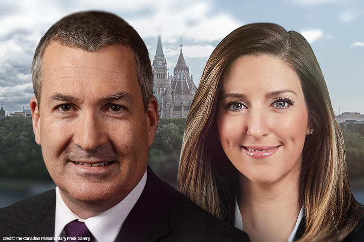Global News announced Friday that Vassy Kapelos would be the new host of the West Block and David Akin has been named the network's Chief Political Correspondent.