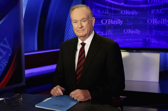 Amid a sexual harassment scandal and advertiser boycott, Fox News host Bill O'Reilly announced Tuesday that he will take a nearly two-week vacation.