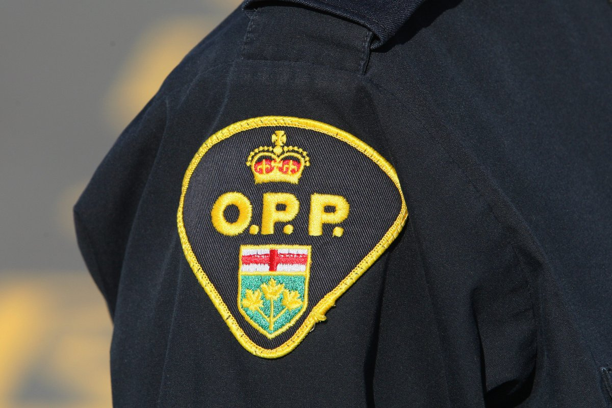 Ontario police arrested a Winnipeg man Tuesday in connection with a drug bust.