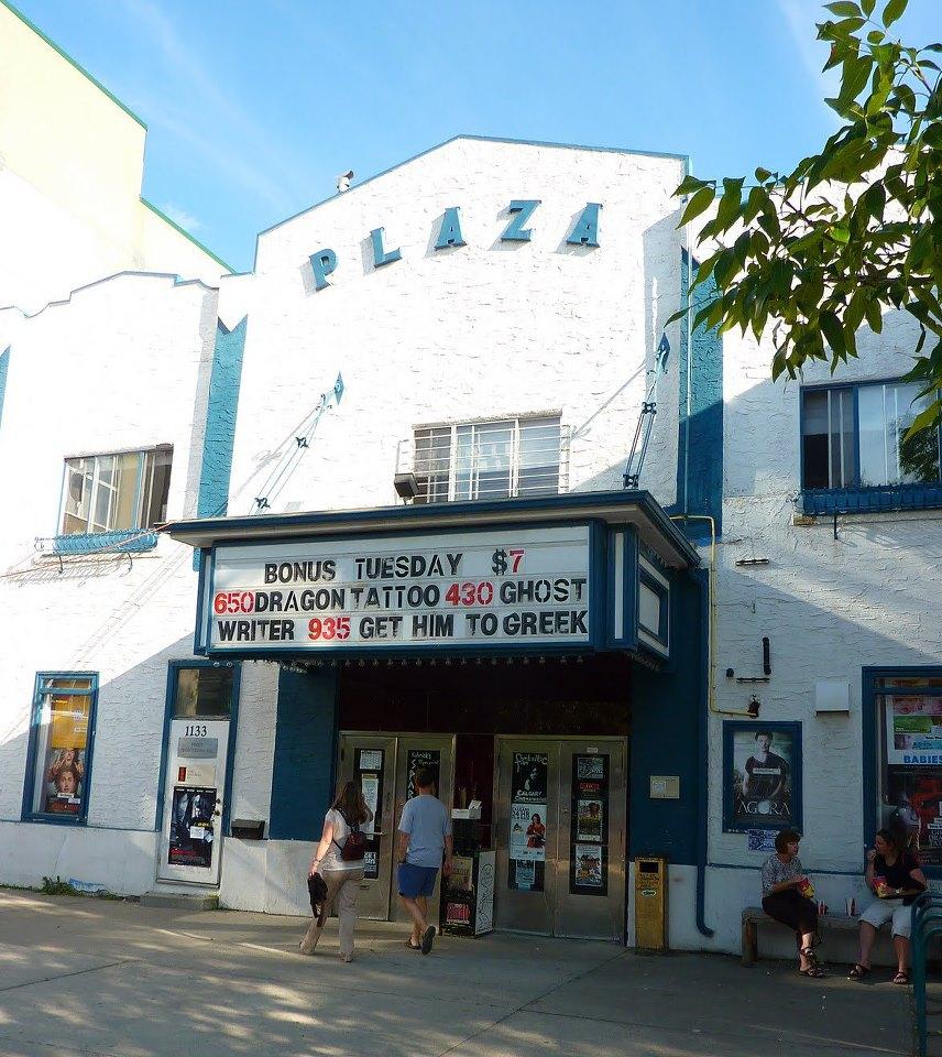 The Plaza Theatre in Calgary.