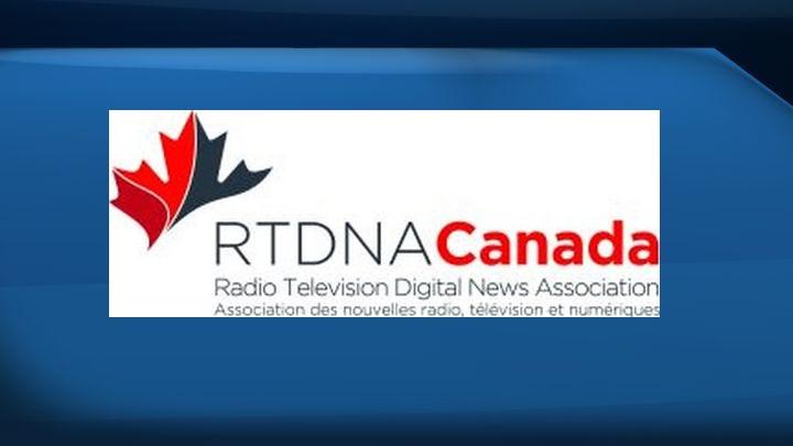 A file photo of the RTDNA Canada logo.