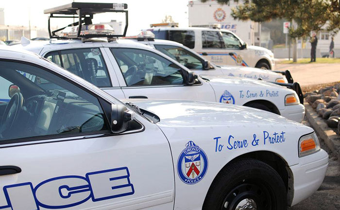 The union representing Toronto police officers says cuts are having an impact on service levels.