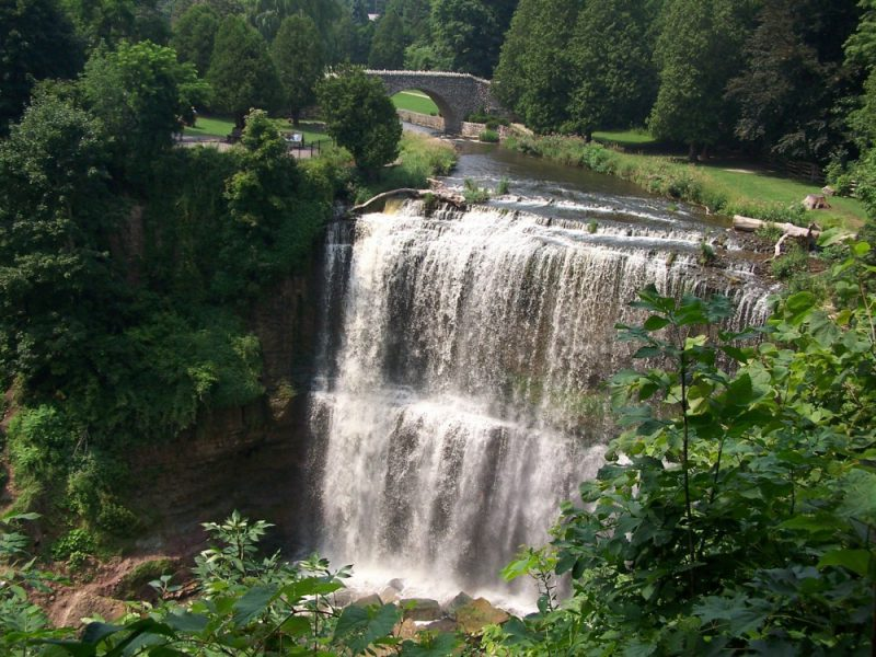 This year's strategy for enforcement around Hamilton's more popular waterfalls has been given the green light by city councillors.