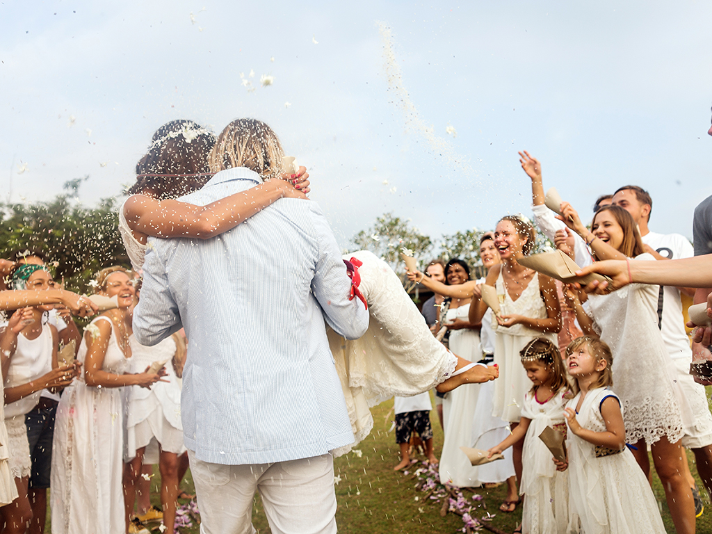 Millennials are shelling out so much money for weddings that one-third are opting out of the events that precede them, like engagement parties and bridal showers.