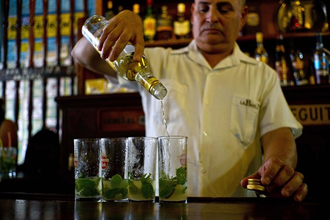 Bartenders in Canada were among those who earned the lowest hourly wages, on average, among full-time workers, a Statistics Canada report found.