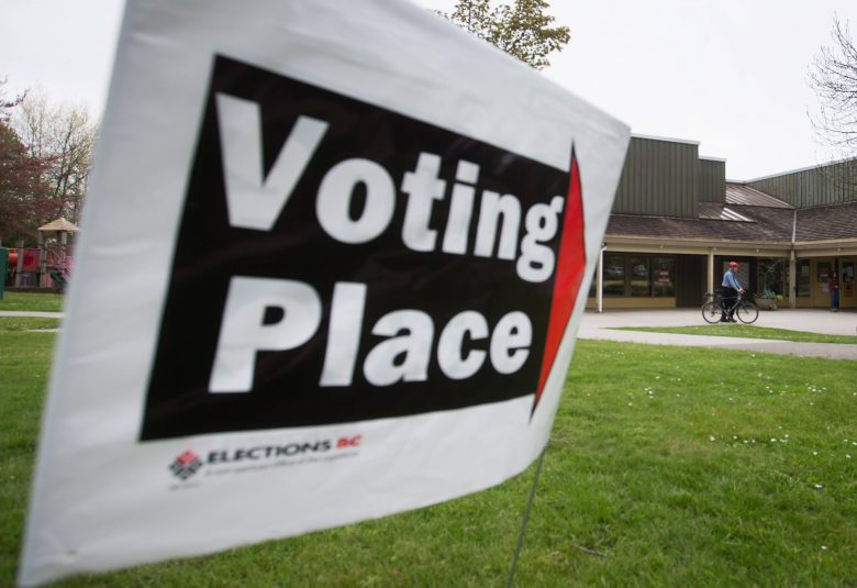 The BC Green Party is calling on the voting age to be lowered to 16 years old.