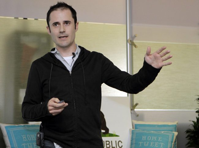 Former Twitter CEO Evan Williams also said the Internet is broken because it rewards extremes.