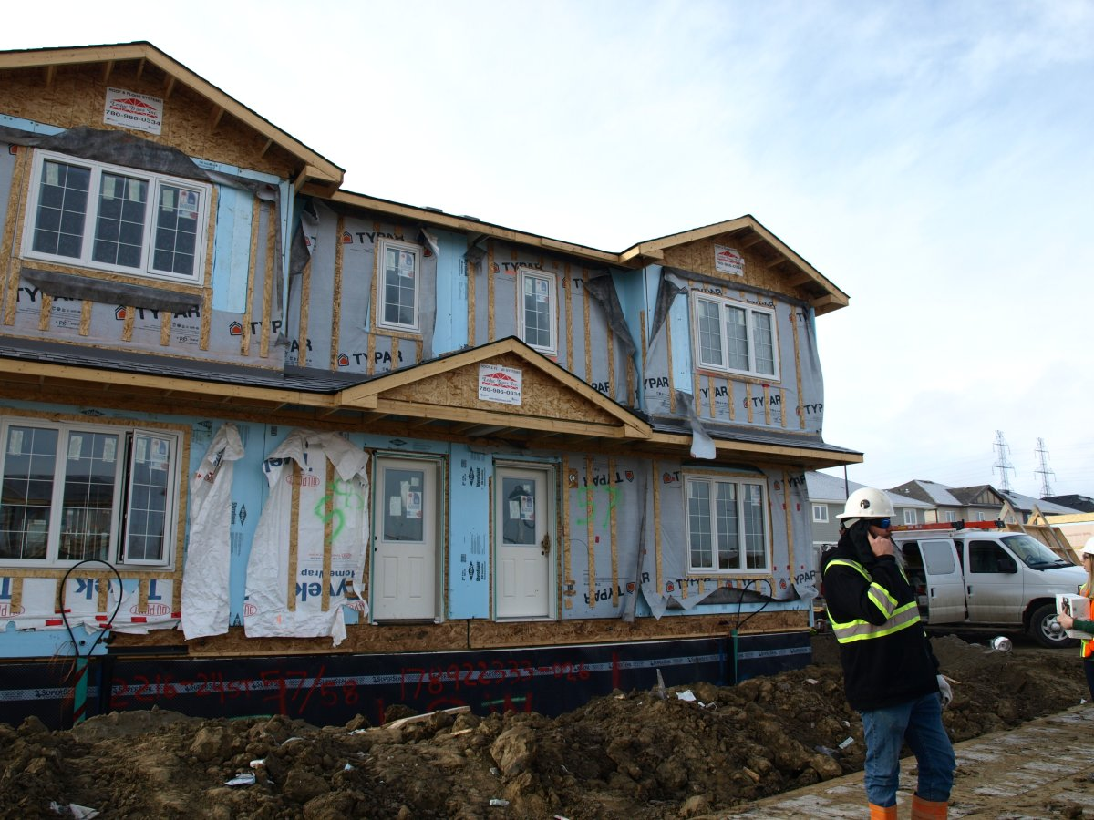 Carter Place in southeast Edmonton had numerous families involved in a lawsuit against Habitat for Humanity Edmonton.