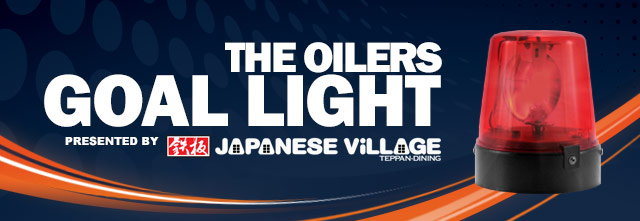 The Oilers Goal Light