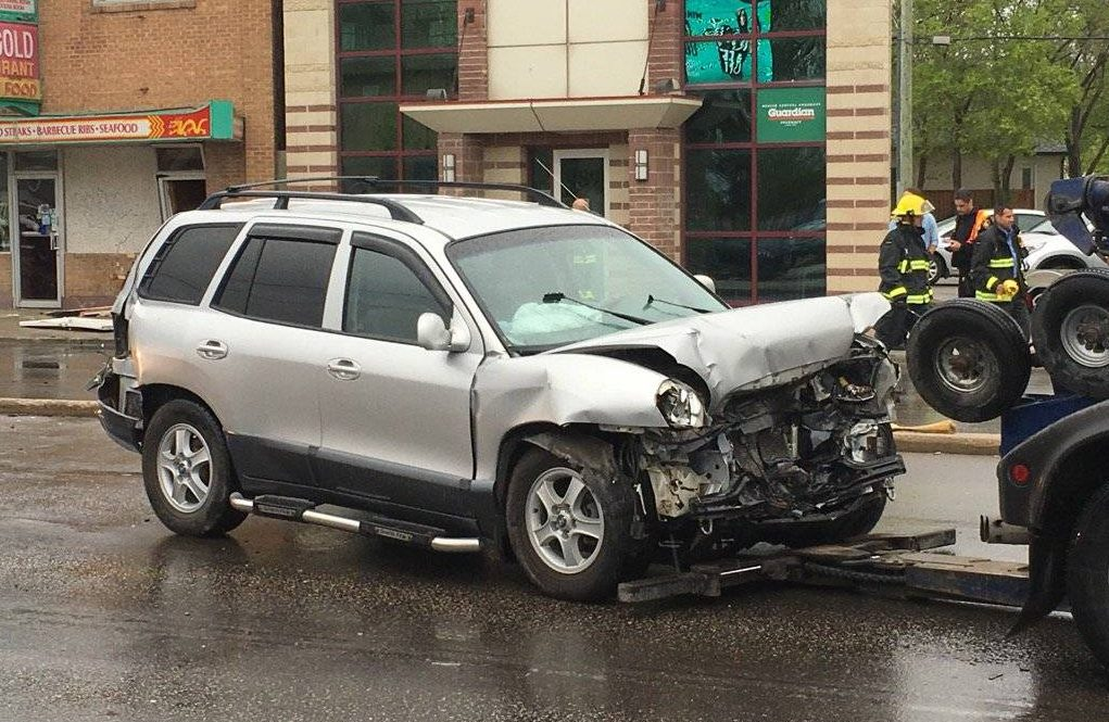 """If this happens to your vehicle with an unlisted driver behind the wheel, ICBC says the first crash is free before you may consider opting into its """"unlisted driver protection"""" fee."""
