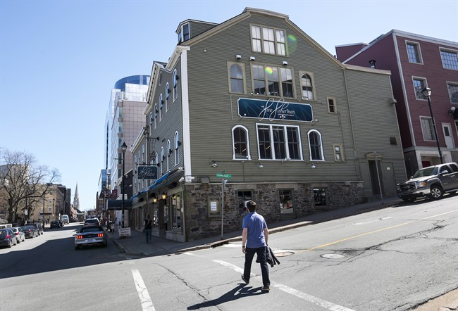 The Five Fishermen restaurant in Halifax on Wednesday, May 3, 2017. The Five Fishermen has been a fixture of downtown Halifax's dining scene since 1975, serving up fine seafood and the odd apparition.