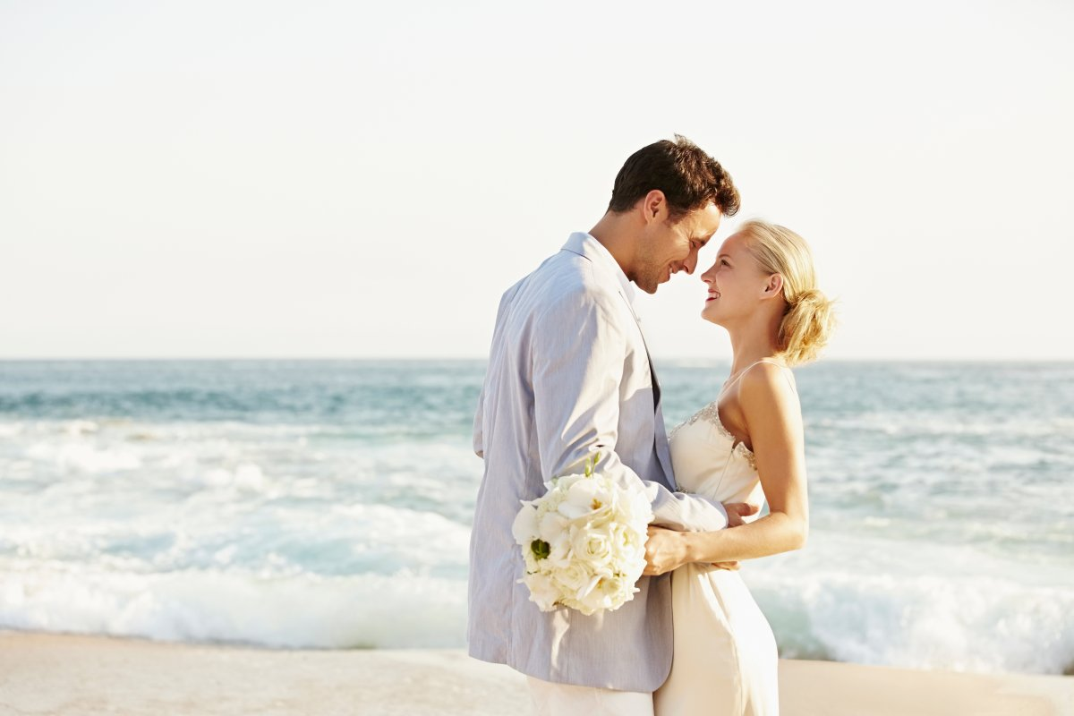 Tropical locations continue to be top spots for destinations weddings. The most popular destination? Mexico.
