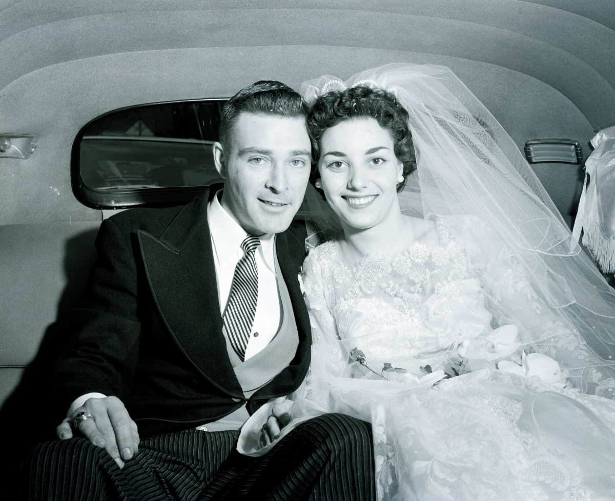 Wedding trends have changed over the years — did you know that brides didn't always wear white, or grooms didn't always wear a ring?.