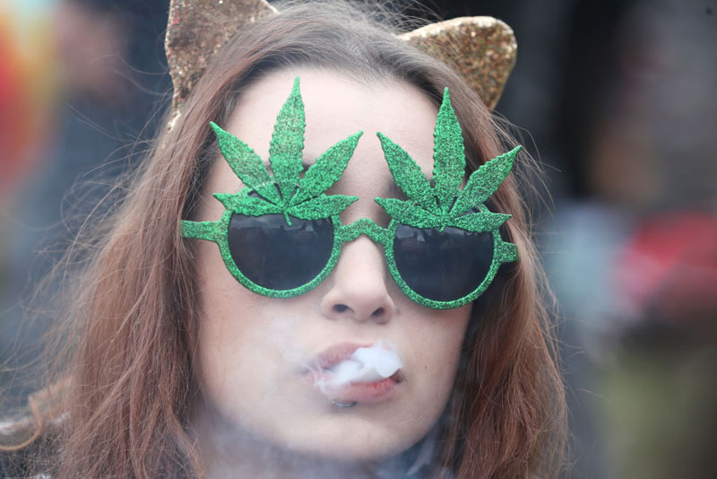The federal government  is on track to legalize marijuana by next year, but international treaties may throw a wrench into those plans.