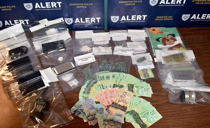 Officers seized 327 fentanyl pills, 26.7 grams of crack cocaine, four grams of crystal meth, 18 grams of marijuana and more than $4,400 in cash.