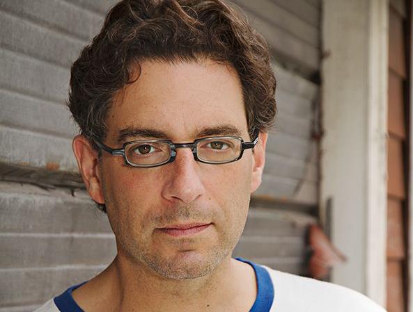 Novelist and former editor Write magazine Hal Niedzviecki. (www.alongcametomorrow.com).