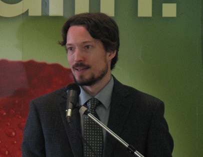 Dr. Chris Mackie in London, Ont.