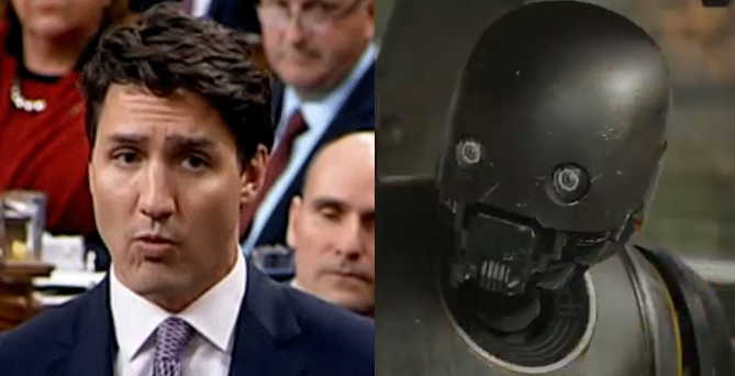 The Tories and the Liberals brushed up on their Star Wars quotes to troll each other on Star Wars Day, May 4, 2017.