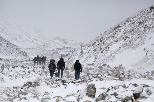 Risky retrieval of Everest bodies raises climbers' concern - image