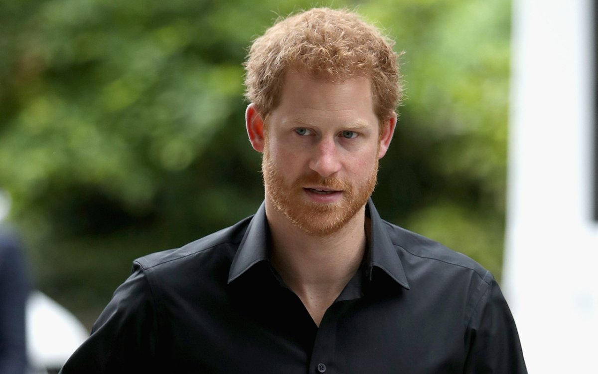Prince Harry attends the UK Team Launch for Invictus Games Toronto 2017 on May 30, 2017 in London, England.