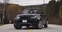 Continue reading: 2017 Range Rover Evoque convertible: Strange, stylish and swanky
