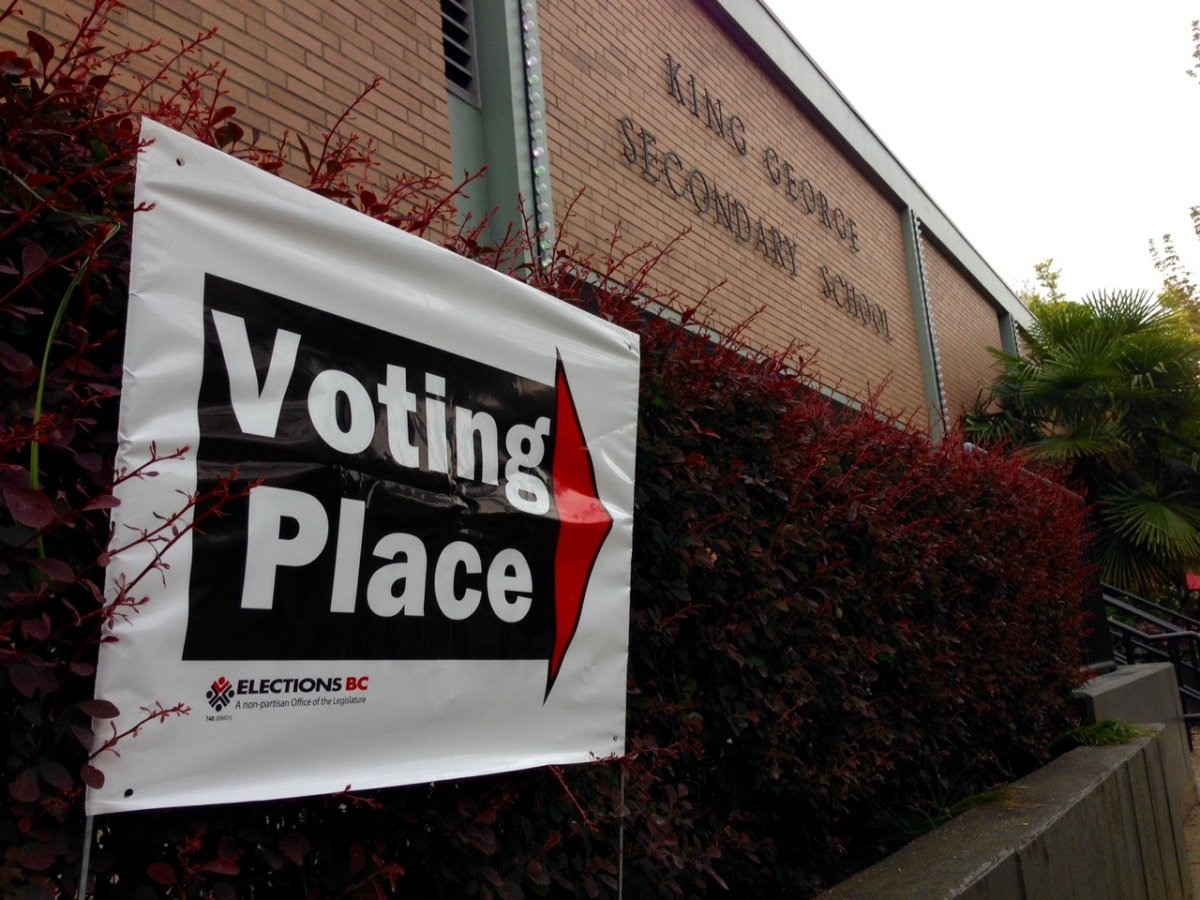 Elections BC to hold recounts in two of five closely contested ridings - image