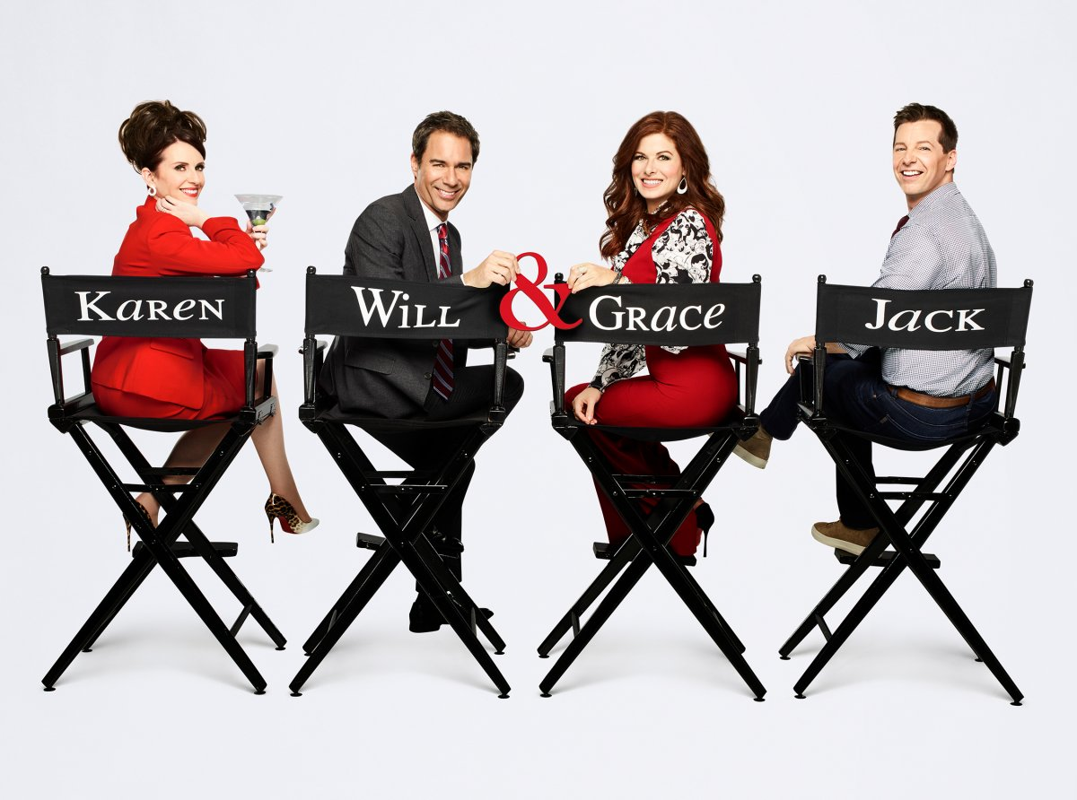 NBC released the first trailer for the 'Will & Grace' revival on May 15.