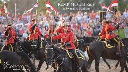 Continue reading: RCMP Musical Ride at Swangard Stadium