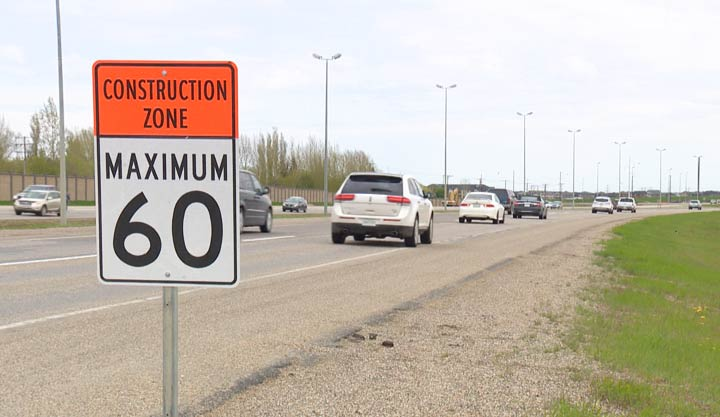Police say numerous motorists are travelling way too fast with total disregard for the safety of the people working in Saskatoon construction zones.