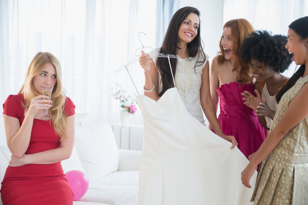 If one of your bridesmaids tends to gossip, has money issues or takes charge of appointments, you may have a bridesmaid-zilla in your wedding party.