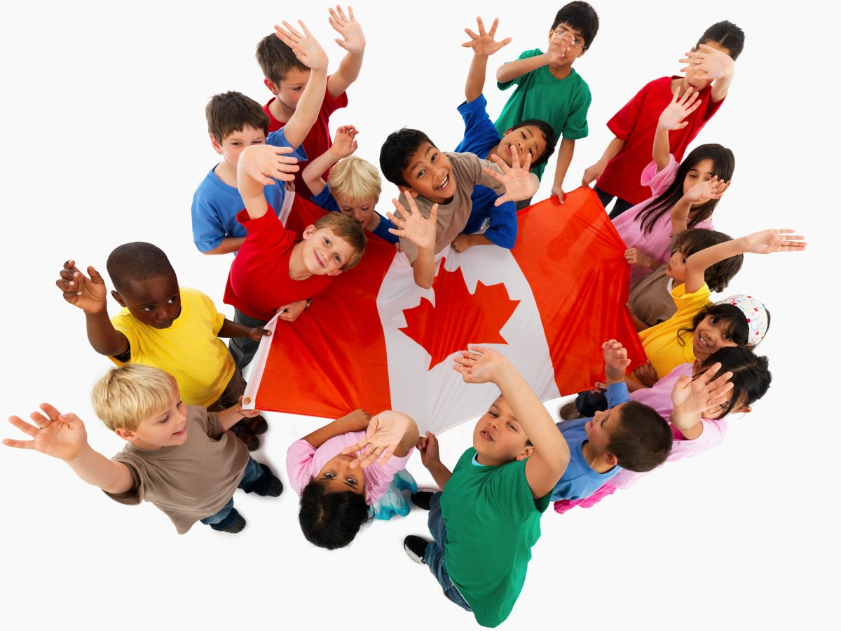 We know Canada is a diverse country, but where do we actually come from? .