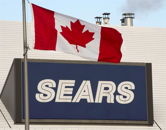 Sears Canada is seeking court permission to suspend some retirement benefits after filing for creditor protection on June 22.